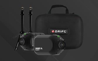 Drift Ghost 360运动相机